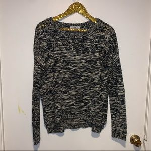 Jack black and gold sweater